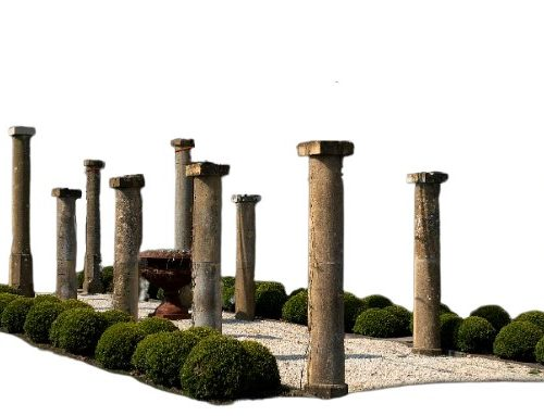 Pillars and Gateways